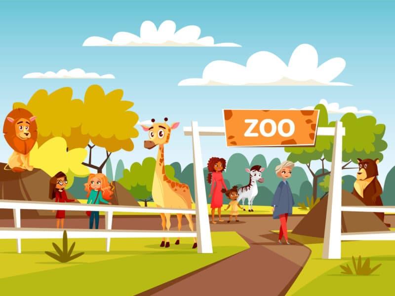 Zoos en france carte et infos