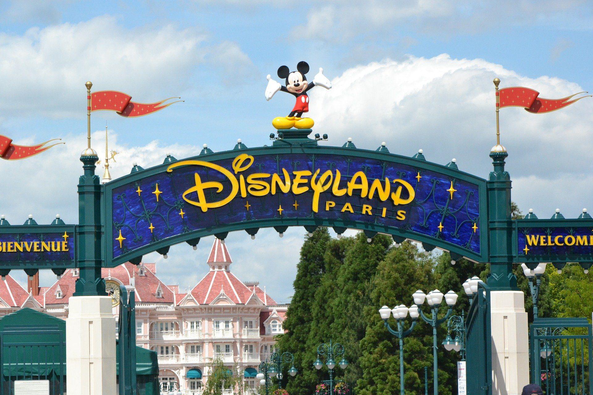 Disneyland Paris, lieux les plus visités de France