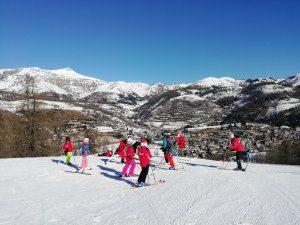 Carte des stations de ski des Alpes du Sud et tableau comparatif des stations en 2020 179