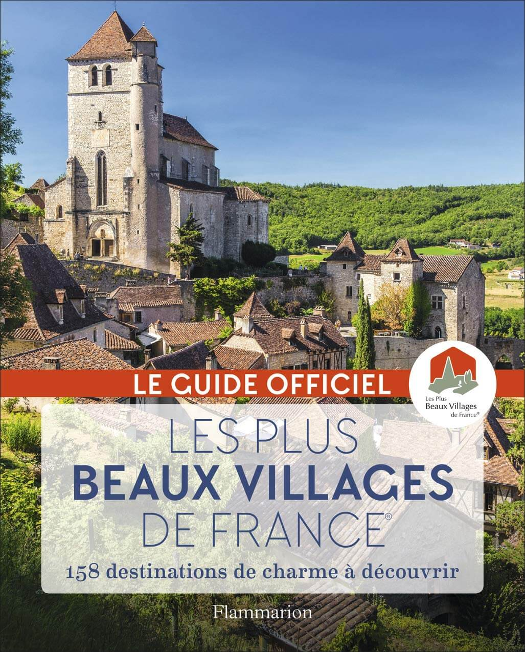 Les villages les plus beaux de France en 2019 - Carte
