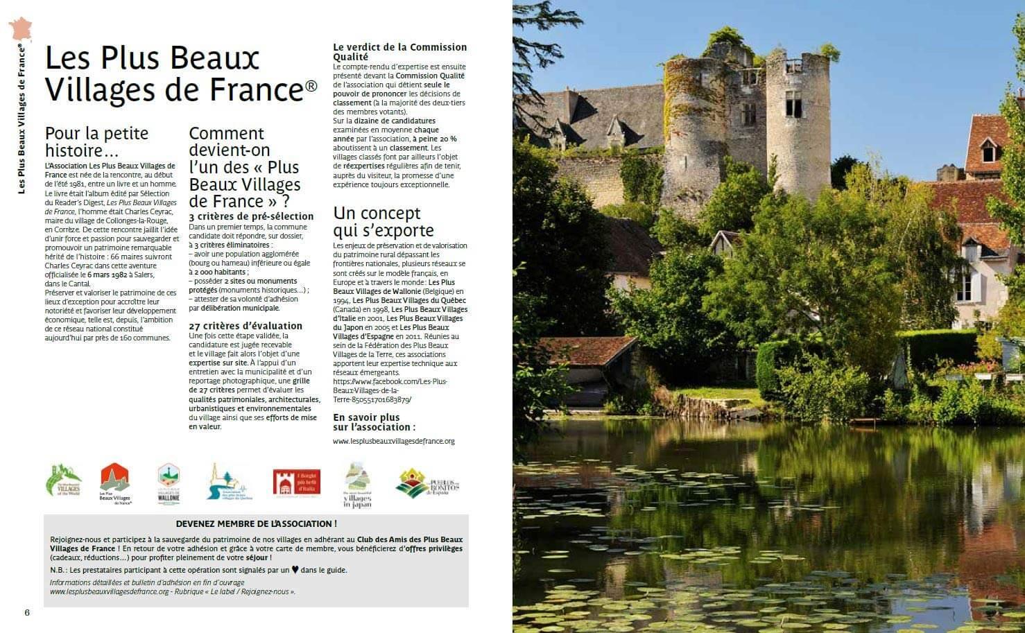 Les villages les plus beaux de France en 2020 5