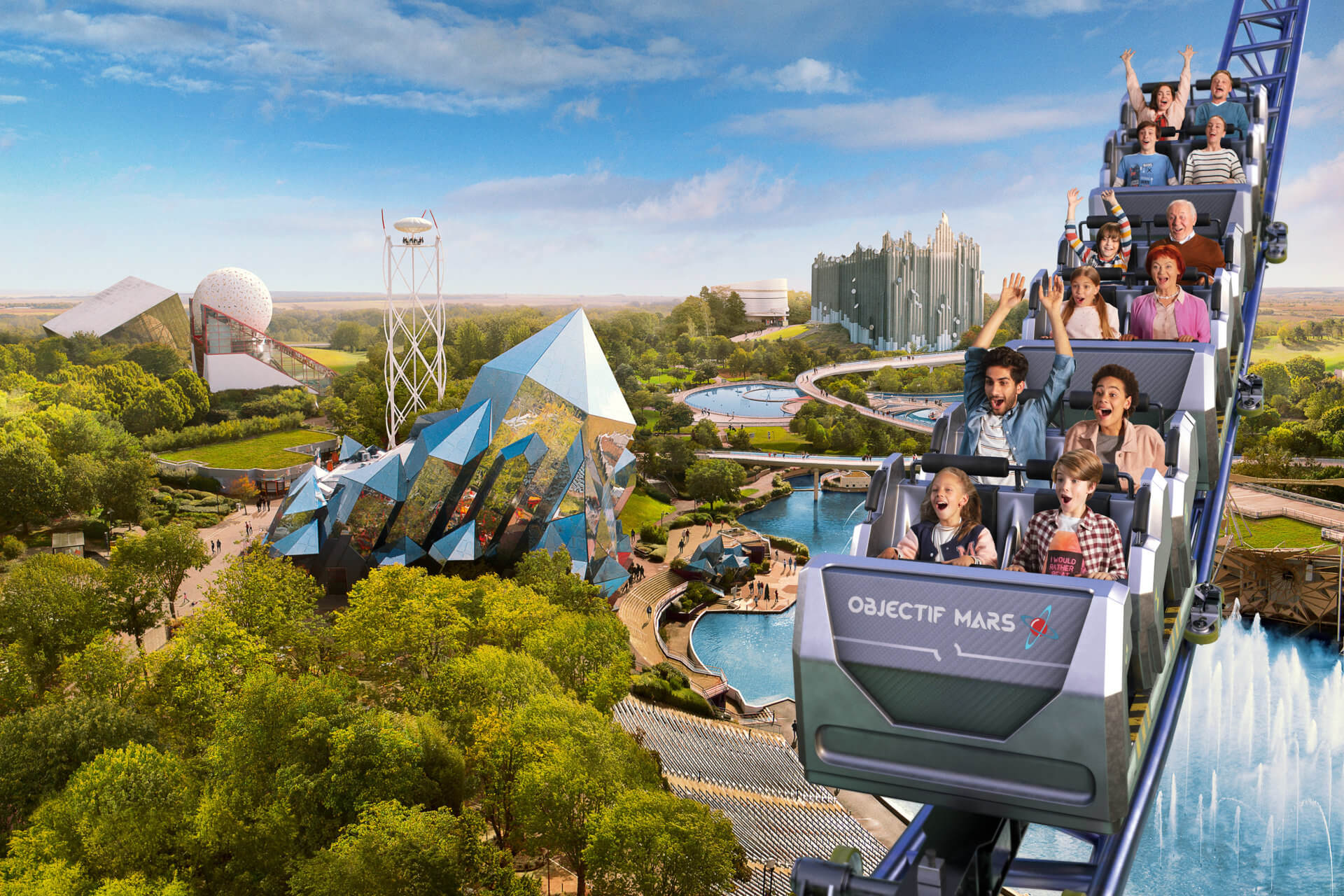 parc attraction france carte objectif mars futuroscope 2020